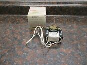 Gemline Philco Refrigerator Evaporater Fan Motor Gm321 5104 050 07 5104 050 10