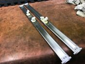 Maytag Dishwasher Upper Drawer Tracks And Rollers From Model Mdb6100awq