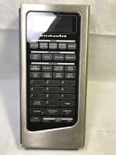 Genuine Kitchenaid Microwave Control Panel For Ykhms155lss1