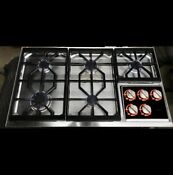 Wolf 36 Natural Gas Cooktop Ct36g S