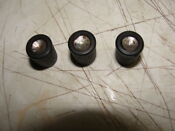Jenn Air Knobs Range Clock Knob Set Old Style Rectangle Shaft