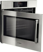 Bosch Hblp451luc 30 Inch Single Electric Wall Oven W Euro Convection Capacity