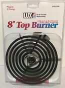 Lux Replacement Plug In Burner For Ge Hotpoint Electric Stove Ranges 8 New