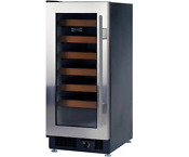 Sub Zero 15 Built In Wine Cooler Classic Stainless Right Hinge