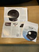 Nuwave Pic Pro Induction Cooktop Fact Sheet Instructional Dvd 1800 W Used