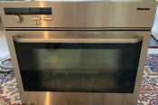 Miele H 387 1 Bp Kat 27 Stainless Wall Oven Great Shape