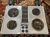 Jenn Air C203 30 Downdraft Cooktop Electric Stainless Steel