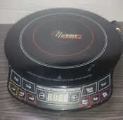 Nuwave Precision 2 Induction Cooking System Stove Cook Top Model 30153