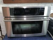 Jenn Air 30 Convenience Wall Oven With 1 2 Cu Ft Capacity Curved Jjw7530dds