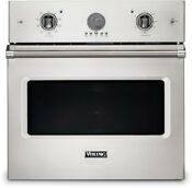 Viking 30 Professional 5 Series Stainless Steel Premiere Single Wall Oven Vso