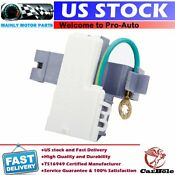 Washing Machine Lid Switch For Whirlpool Roper Wp8318084 Ap6012742 Ps11745957