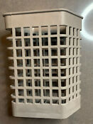 Oem Whirlpool Kitchenaid Dishwasher Utensil Basket Wpw10482109 W10482109