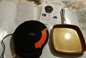 Nu Wave Induction Cooktop Used With Copper Pan