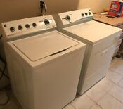 Kenmore High Efficiency Washer And Gas Dryer Used In Great Condition