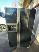 Used Side By Side Amana Refrigerator