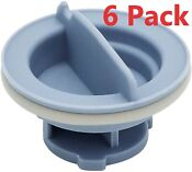 8558307 Dishwasher Dispenser Rinse Aid Caps Fit For Whirlpool Kenmore 6 Pack