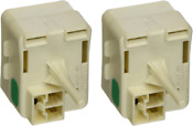 241707701 Refrigerator Start Device Compatable Replacement In Frigidaire 2 Pack