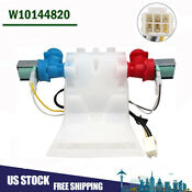 W10144820 Washer Water Inlet Valve For Whirlpool Kenmore Ap6015761 Wpw10144820