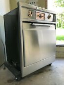 1950 S Ge Stainless Steel Wall Oven