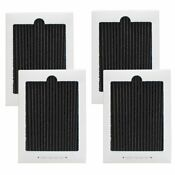 Refrigerator Air Filter Replacements Compatible With Frigidaire Paultra 4 Pack