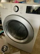 Lg 27 Inch Gas Dryer With 7 4 Cu Ft Capacity 8 Dry Cycles Energy Star