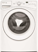 Whirlpool Duet 4 2 Cu Ft Front Load Washing Machine White Wfw75hefw 8 Cycles