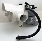 00436440 New Replacement For Bosch Clothes Washer Water Pump 436440