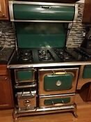 Beautiful 48 Heartland Gas Stove With Electric Oven