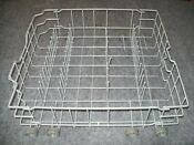 Wd28x10408 Ge Dishwasher Lower Rack Assembly