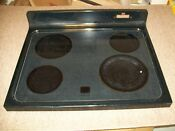 Wb62x10001 Ge Range Oven Main Top Glass Cooktop