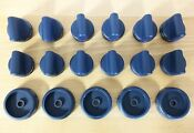 Thermador Blue Knob Kit For Pro Grand Ranges Paknoblujg Used Read