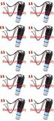 Lot Of 10pcs 3 N 1 Hard Start Kit Relay For Refrigerator Freezers 115v Rco410
