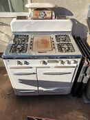 Vintage 1940s 50s Gaffers And Sattler Gas Stove