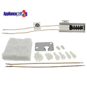 12400035 New Replacement For Whirlpool Oven Stove Range Igniter