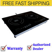True Induction Mini Duo Md 2b Counter Inset Double Burner