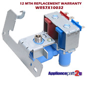 Wr57x10032 New Replacement For Ge Hotpoint Refrigerator Water Valve