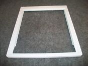 240354602 Kenmore Frigidaire Refrigerator Bottom Drawer Cover