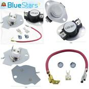 Parts Kenmore Sears Clothes Dryer Thermostat Kit Replacement Fit For Whirlpool