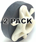 2 Pk Washer Direct Drive Coupler For Whirlpool Sears 285753