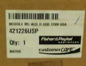 New Fisher Paykel Motor Control Module For Top Load Washers 421226usp