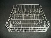 Wd28x10284 Whirlpool Kenmore Dishwasher Lower Rack Assembly