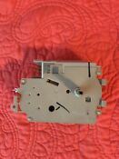 Genuine Oem Kenmore Whirlpool Washer Parts Timer 8557301a Oem Wp8557301 Used