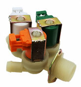 Commercial Washing Machine 220 240v 3 Way Water Valve For Wascomat 823653