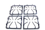 Burner Grate Kit In Set Of 4 Replacement For Frigidaire Ap3965768 318221523 New
