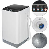 Portable Full Automatic Washing Machine Compact Powerful Washer Shock Absorption