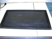 Jenn Air Electric Cooktop Range Black Burner Griddle Or Grill Covers