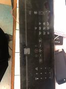 Make An Offer Black Glass 326350803 Kenmore Elite Oven Stove Control Panel
