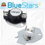279769 Dryer Thermal Cut Off Kit Replacement Part By Blue Stars Exact Fit For