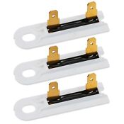 Bbto 3392519 Dryer Thermal Fuse Thermofuse Replacement Part Fit For Whirlpool An