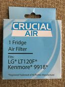 Crucial Air Air Purifying Fridge Filters Compatible With Lg Lt120f Refridgerator